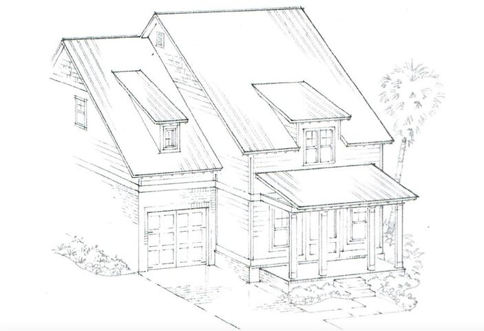 Willow Front Elevation