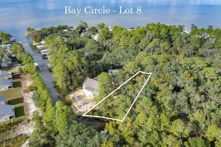 Lot 8 Bay Circle Drive, Santa Rosa Beach, FL 32459