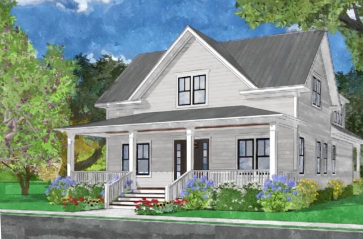 3462 Sq Ft of living space with large front and back porch!