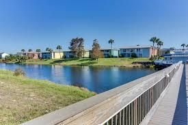 One of kind condo in Gulf Terrace, a gated community, offering indoor unit laundry, 2 good size bedrooms, Jack and Jill bathroom. New commercial grade vinyl plank flooring throughout, newly painted and ready for you to make it your own home or use as a money maker. Short term and long term rental allowed. Take a short walk around the lake or swim in one of 3 pools, on site tennis, outdoor BBQ grilling, shopping, Henderson beach near by, restaurants and shopping. Community house perfect for birthday parties or small wedding reception on site. Pets allowed. More photos to come.