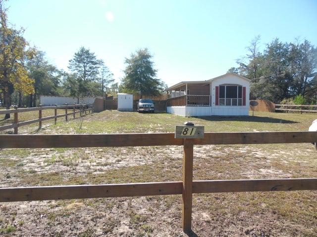 81 W Cypress Avenue, Defuniak Springs, FL 32433
