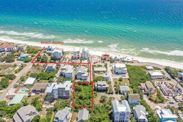 A Pompano Street, Inlet Beach, FL 32461