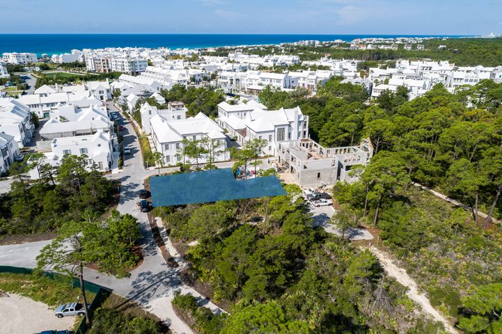 This corner homesite North of 30A is in a quiet area of Alys Beach while still close to Caliza Pool & Restaurant, Central Park, ZUMA Wellness Center and the Nature Preserve & Trail.  Enjoy the private owners only Beach Club and Alys Beach new and expanded amenity offerings while you build your custom home.