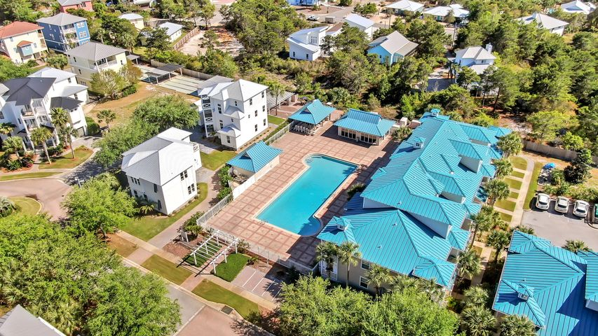 BEST DEAL ON 30A! This is a well-maintained, 3 bedroom, 2 bathroom condo in the quiet, gated community of The Village at Blue Mountain Beach. It is a short golf cart or bike ride to the beautiful Gulf of Mexico, or a 10 minute walk. The Village consists of mostly detached single family homes, shared with condos. There are 2 convenient entrances, a large community pool, golf cart parking and gym all a short distance from this unit. Enjoy living the 30A beach life from this beautiful condo! WON'T LAST LONG!!