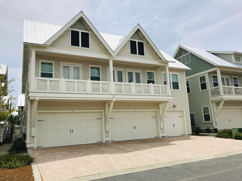 95 York Lane, C, Inlet Beach, FL 32461