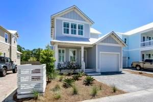 Coming Soon! Almost brand new Grayton Beach Cottage well under $1 M! Tupelo floor plan at The Village at Grayton Beach! Available to view by the end of this week!