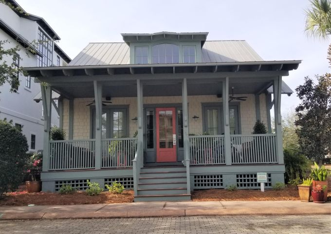 This home is in the amazing Cypress Dunes subdivision, located on the West end of 30A (south side).