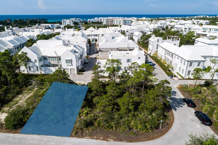 One of the few remaining homesites on North Castle Harbour Drive conveniently located to ZUMA Wellness Center, Caliza Pool, and the emerging Town Center.  Enjoy the private owners only Beach Club and expanded Alys Beach amenities while you build your custom home.