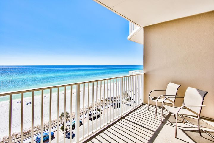 Have You Been Waiting For The PERFECT Condo On The Beach? Well...Look No Further! This Fully Furnished Residence Features 2 Bedrooms, 2 Full Baths, Fully Applianced Kitchen With Breakfast Bar, Dining/Living Room Combo, Private Balcony With Breathtaking Views Of The Beautiful Gulf of Mexico! Located Just Across The Street & Only Steps From The Beach, You'll Also Enjoy The  State-Of-The-Art Amenities That The Majestic Sun Has To Offer Featuring: The Unique Indoor-Outdoor Pool, Hot Tub, Fitness Center, Tennis Courts & 18-Hole Golf Course. Nestled Just Minutes Away From The Finest Dining, Shopping & Entertainment That The Emerald Coast Is Known For. Call Today To Arrange Your Private Viewing & See For Yourself All That This Amazing Condo Has To Offer!