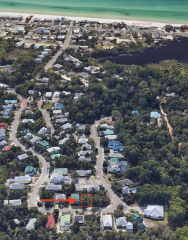 Build your custom home in one of the best neighborhoods on 30A. This homesite has fantastic walkability including restaurants, shopping, and the beach! You will not find a better spot for your second home or primary residence. Call for more detailed information!