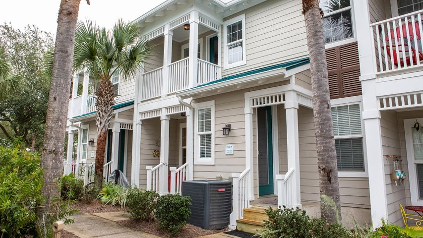 Welcome to The Village # 815 located in a gated complex directly off Highway 30A in Blue Mountain Beach. The location speaks for itself being within walking distance to beach shops, restaurants, and most importantly a private deeded beach access. When you return from the beach take a step onto the back patio which overlooks the large pool area. Surrounding the pool, you'll find several loungers and tables as well as the fitness center. Once you've burned off those calories, don't forget to check out Blue Mountain Creamery. The best ice cream in the area!You can sleep up to 4 guests comfortably in this 2 bedroom, 2 bath condo. The first bedroom features 2 twins, perfect for children or friends. Located directly outside the bedroom you will find a full bathroom with a shower-tub combination. There is a fully stocked kitchen which opens to the living room with sparkling pool views. There is seating for 3 and the bar and seating for 6 at the counter-height dining table in the front room off the main entrance. The master bedroom features a pool view as well as a private bath with walk-in shower. Both bedrooms offer TVs for your entertainment needs. Off the kitchen is also a stackable washer and dryer for your convenience.  Blue Mountain Beach has long been a favorite 30A destination for many families. With gorgeous views of the Gulf of Mexico, this neighborhood has something for everyone. The local creamery has made its mark on this delightful neighborhood - when you come to Blue Mountain, you have to stop for their homemade ice cream.
