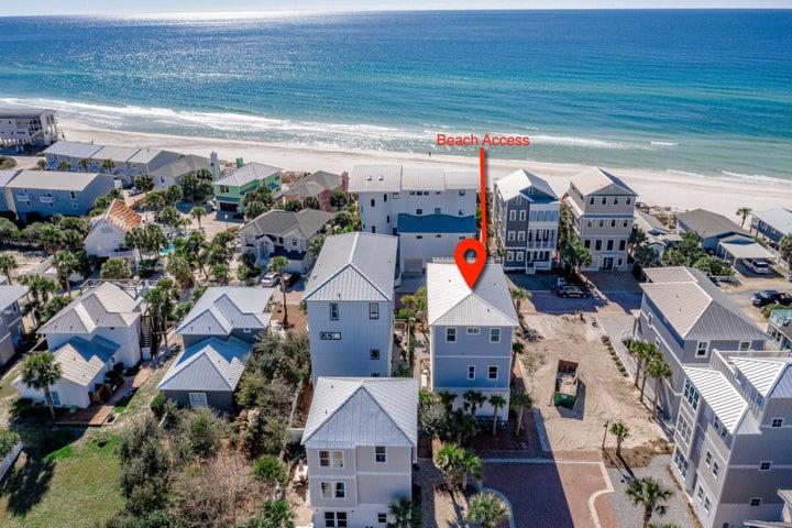 70 S Emerald Cove Lane, Inlet Beach, FL 32461