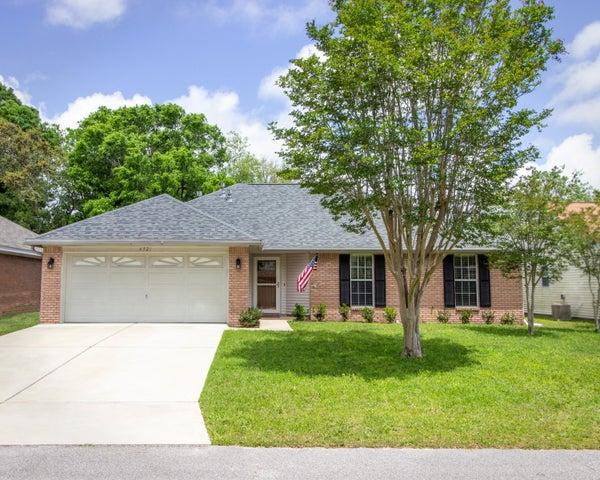 4521 E Parkwood Lane, Niceville, FL 32578