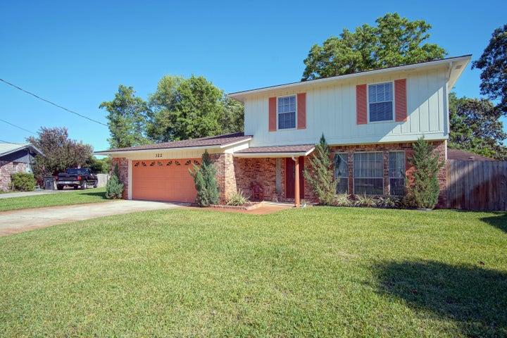 322 NW Kathleen Place, Fort Walton Beach, FL 32548