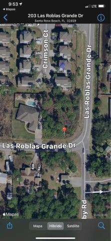 Lot 14 Las Roblas Grande Drive, Santa Rosa Beach, FL 32459
