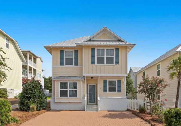 27 Inlet Cove, Inlet Beach, FL 32461