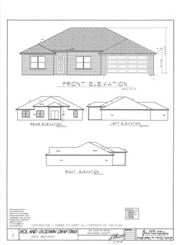 809 Hilltop Road, Mary Esther, FL 32569