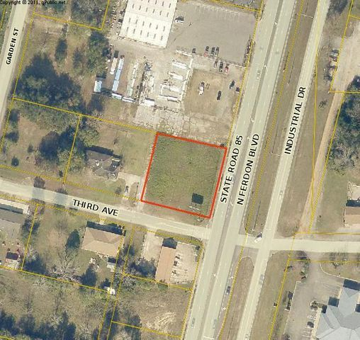 TBD N Ferdon Blvd, Crestview, FL 32536