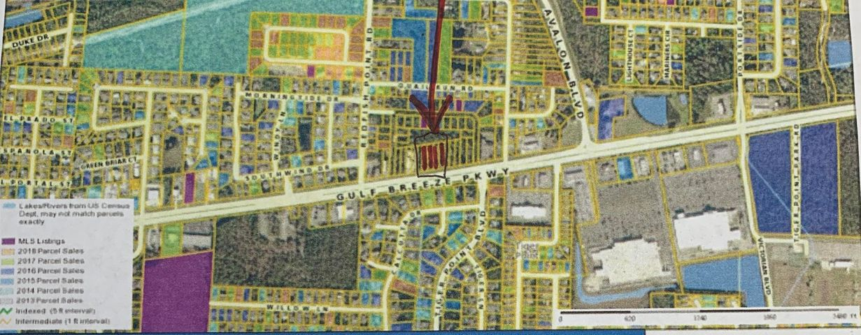 0000 Gulf Breeze Parkway, Tiger Point, FL 32563