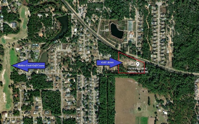 7379 East Bay Boulevard, Navarre, FL 32566