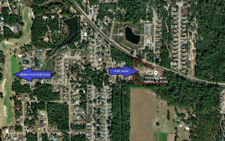 7379 E Bay Boulevard, Navarre, FL 32566