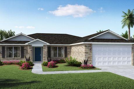 4714 Perception Circle Lot 19K, Milton, FL 32570