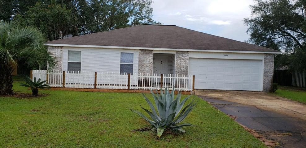 6676 Fairmont Street, Navarre, FL 32566