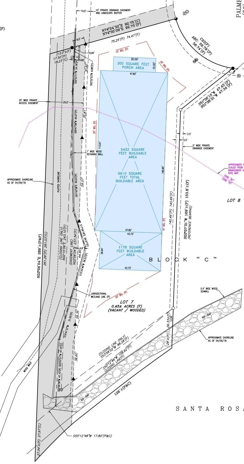 Lot 7-C Palmetto Lake Dr, Navarre, FL 32566