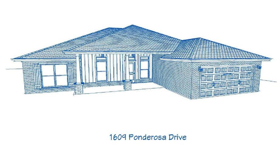 1609 Ponderosa Drive, Gulf Breeze, FL 32563