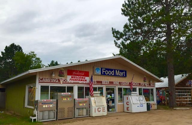 Profitable gas station and convenience store adjacent to Tahquamenon Falls State Park