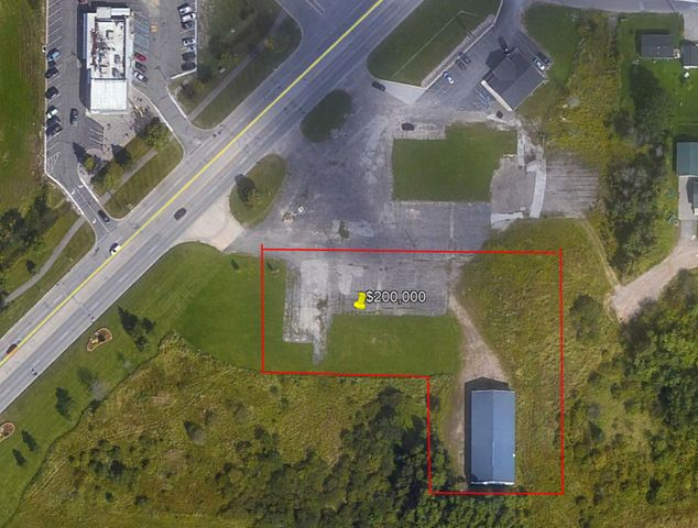 1.76 acres and a 5,000 square foot building!
