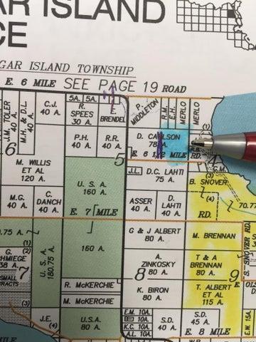40 ACRES 6 1/2 Mile rd, Sugar Island, MI 49783