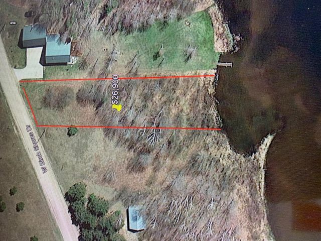 Lot 8 W Birch Shores DR, Trout Lake, MI 48042