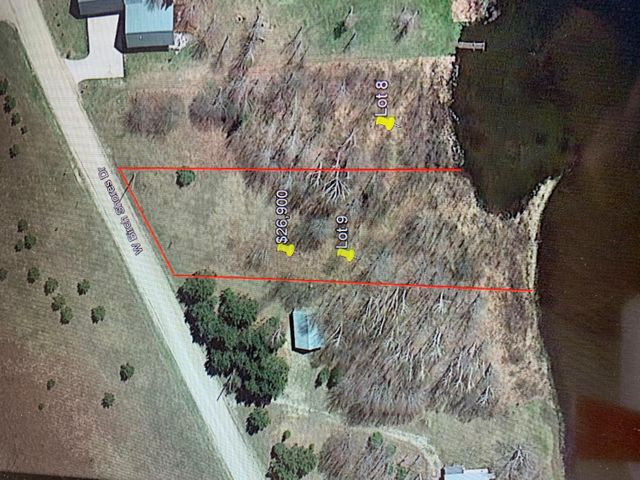 Lot 9 W Birch Shores DR, Trout Lake, MI 49793