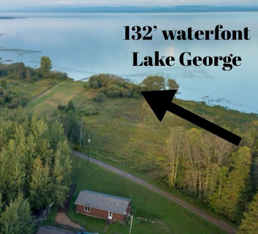 132 FEET WATERFRONT S LAKE GEORGE RD, Sugar Island, MI 49783