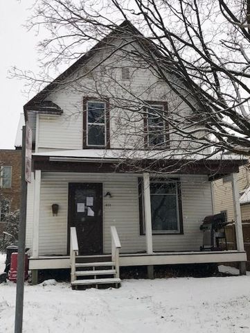 3 bedroom 1 1/2 bath home in a great location. Needs TLC