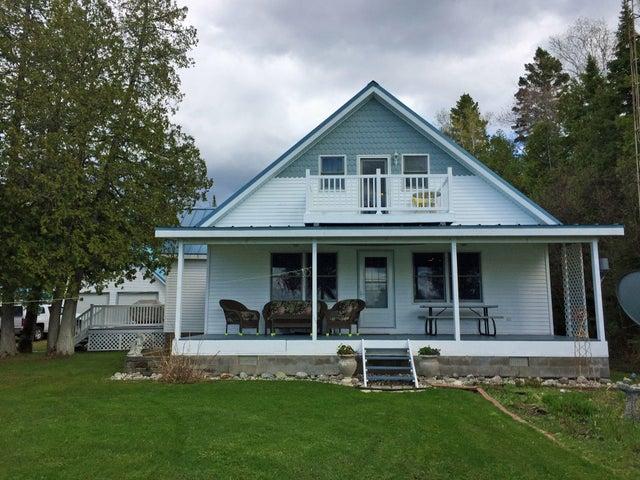 2579 W Brevort Lake RD, Moran, MI 49760