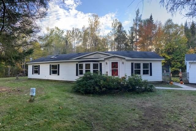 ..Privacy at its Best!! 24X28 Garage, 12x16 Barn, also incl Portable Shed. Sit and have your Morning Coffee on your 12X24 Deck and take in all this Beautiful Property has to offer. 3 Bedrooms, 2 Full Baths, Master Suit with its own Bath (Separate Shower and Jet Tub)and 2 Walk-in Closets. This lovely Home offers a Living Room and a Cozy Family Room to Escape to.. with a Pellet Insert to cut Heating Costs. Cable TV and Internet are just a Bonus.