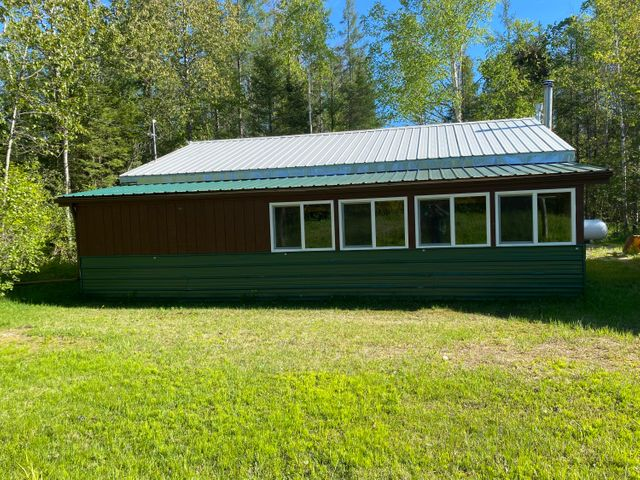 Own your own piece of UP heaven! Situated on over 200 acres, a great hunting property with a large pond, plenty of storage for all of your toys in the 30 x 30 garage with 10 foot doors, boat launch just down the road, great location for hunting fishing or enjoying all outside activities that the upper peninsula has to offer, looking at all offers