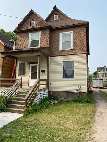 New Roof is in final stages of completion - You'll be impressed at the value of this 4 bedroom 1.5 bath home , close to downtown , in excellent condition , spacious rooms, updated through out, priced to sell , currently rented must schedule showings with 24 hour notice - Home has a sliding door out to back deck, the laundry is located on the main floor , all bedrooms & full bath are located on 2nd floor- all appliances are included in the sale