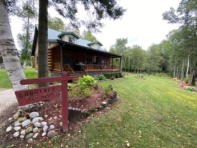 6143 N Mackinac trail, Rudyard, MI 49780