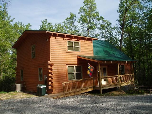 270 Ridge Road, Hico, WV 25854