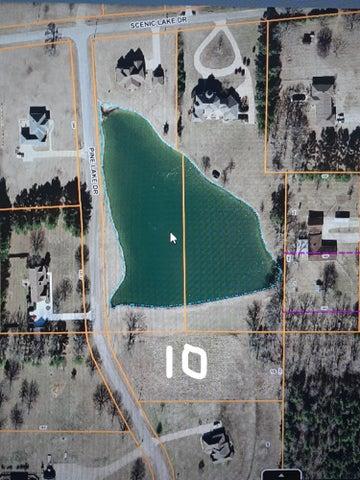 lot 10 Pine Lake Drive, Corinth, MS 38834