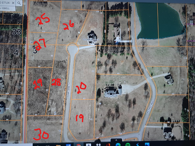 Lot 19 Cedar Lane, Corinth, MS 38834