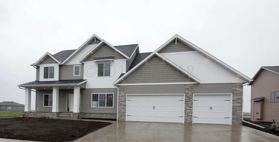 1054 WILDFLOWER Ln W, West Fargo, ND 58078