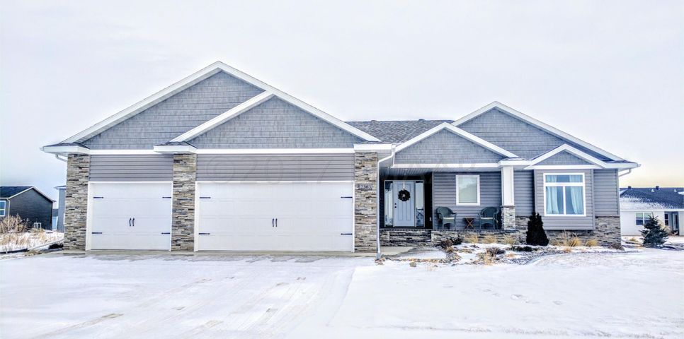 2363 HARBOR Lane W, West Fargo, ND 58078