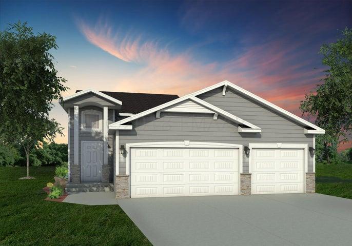 1201 HIGHLAND Lane W, West Fargo, ND 58078