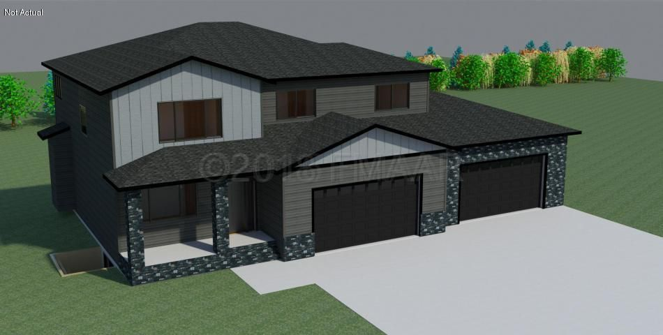 Rendering of a previous model