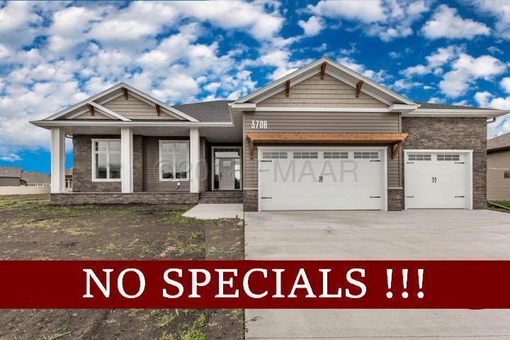 3708 ASPYN Lane N, Fargo, ND 58102 - Designer Homes