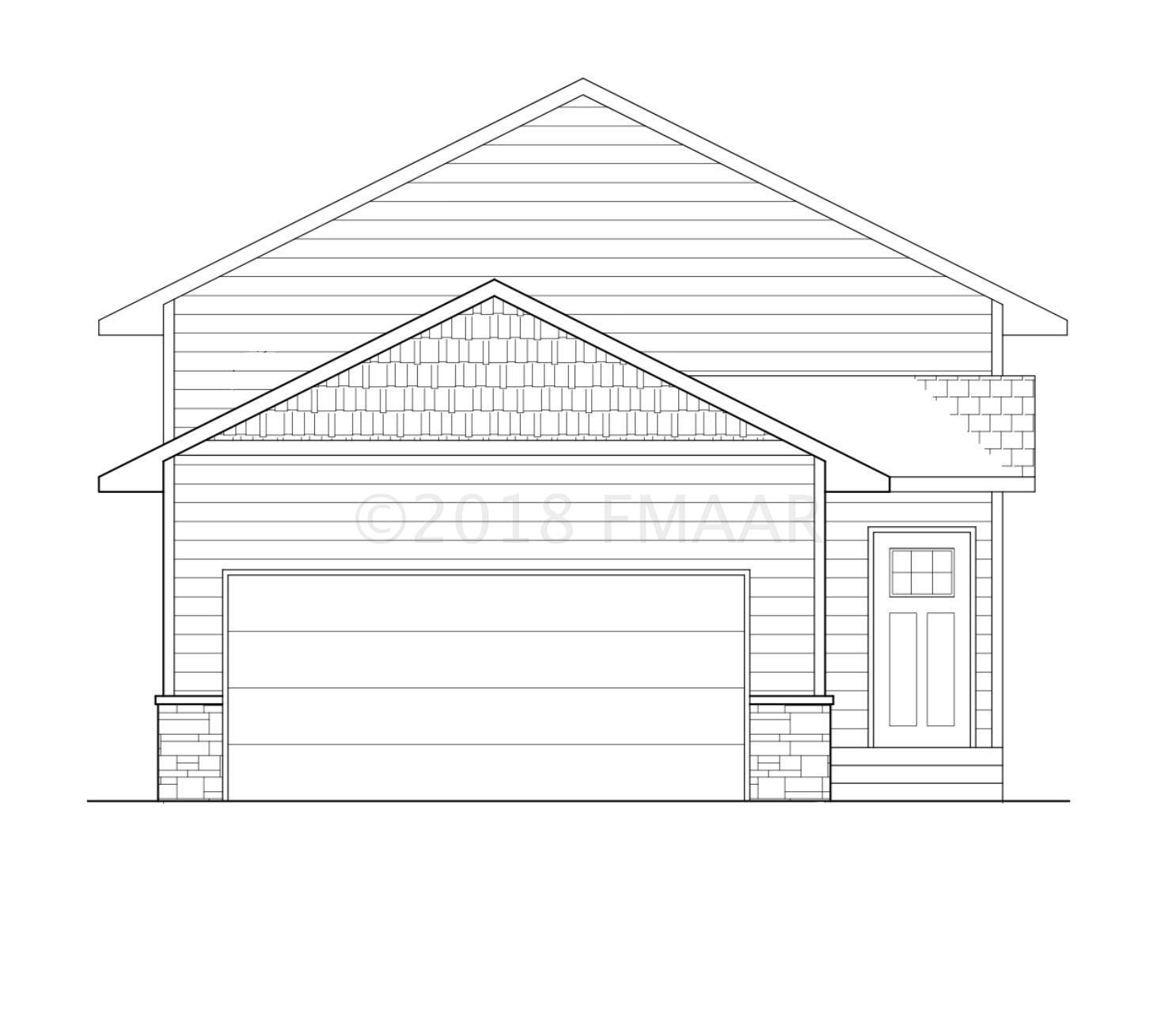 1162 HIGHLAND Lane W, West Fargo, ND 58078